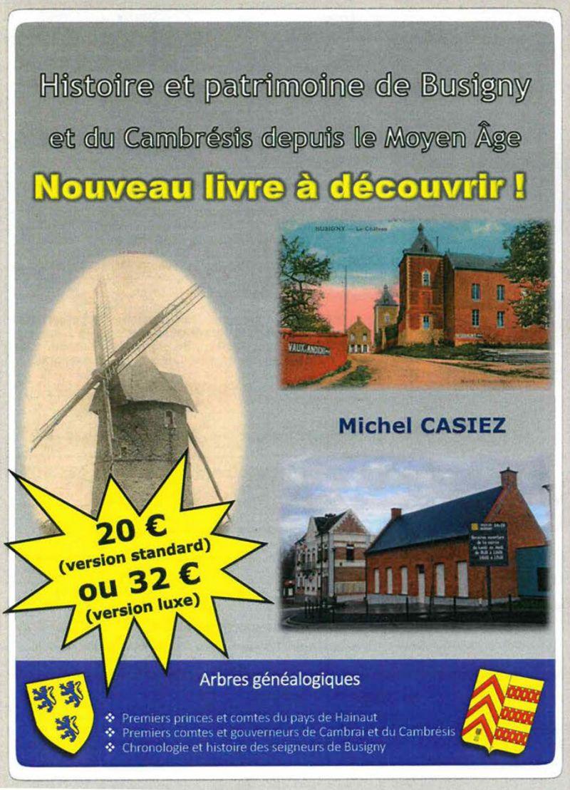 Commune De Busigny Livre Histoire Et Patrimoine De Busigny